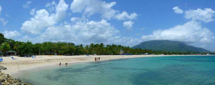 Pogoda I Temperatura Vody V More Na Kurortah Dominikany